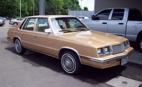 Plymouth Caravelle – 1985