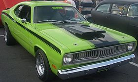 Plymouth Duster – 1970