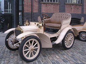 Rolls-Royce 10hp – 1904