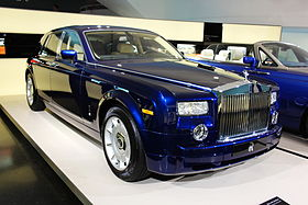 Rolls-Royce Phantom – 2003