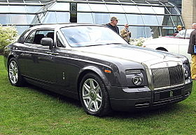 Rolls-Royce Phantom Coupe – 2008