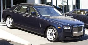 Rolls-Royce Ghost – 2010