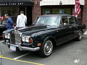Rolls-Royce Silver Shadow – 1965