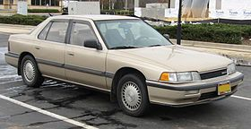 Acura Legend LS sedan – 1986