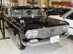 Toyota Crown 1964 16