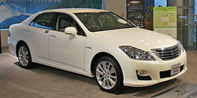 Toyota Crown s200 - 2008 1