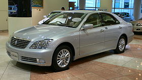 Toyota Crown S180 – 2003