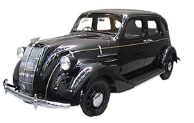 Toyota AA model – 1935