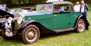 Rolls-Royce 20/25 coupe – 1932