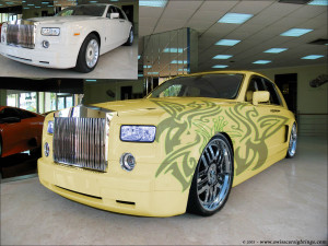 Rolls Royce Phantom Ghost