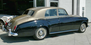 1964 Rolls Royce Silver Cloud III Salon