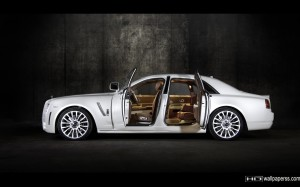 Rolls Royce high quality car