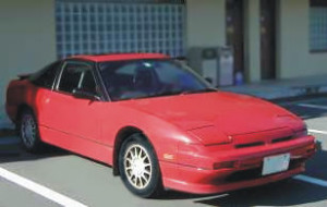 Nissan 180SX early model – 1989