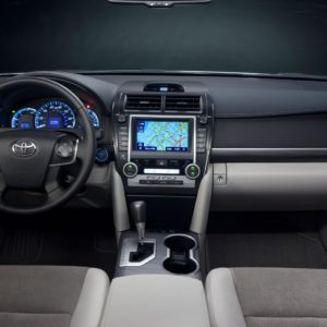 All New Toyota Camry Hybrid -2012