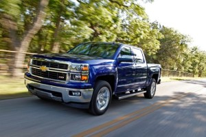 2014 Motor Trend Truck of the Year Contender: Chevrolet Silverado