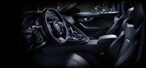 2014 Jaguar F-Type lethal interiors