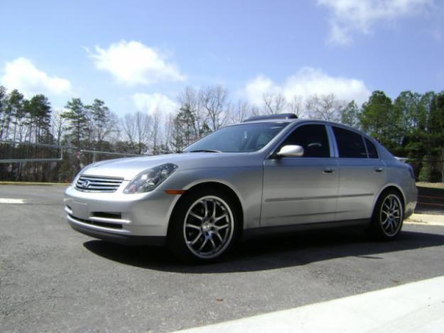 Great Car Infiniti G35  5