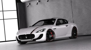 The car has been dubbed the Maserati GranTurismo MC Stradale 'Demonoxious' …