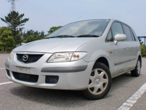 Mazda Premacy TA-CP8W G PACKAGE 7 SEATS