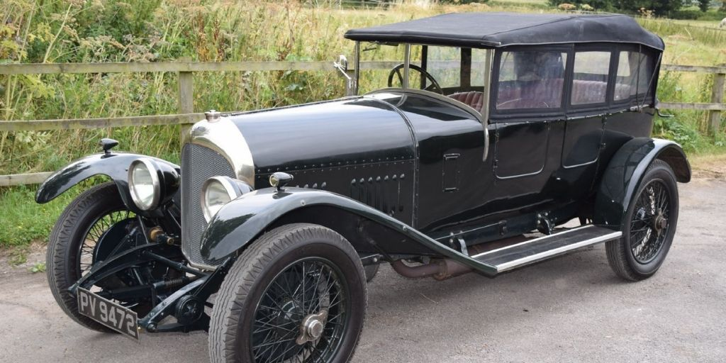 1923 3-liter Bentley Vintage cars PinXcars Lets Talk About The Coolest Cars