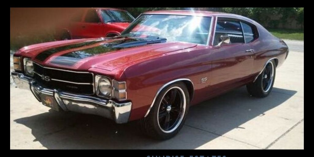 1971 Chevrolet Chevelle SS 454 Pinxcars American Muscle Cars