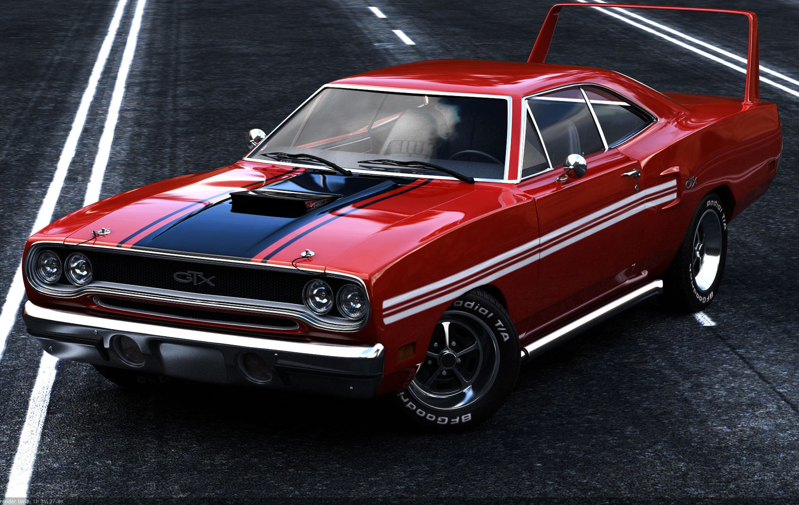 Top American Muscle Cars of the 60s and 70s