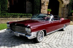 Cadillac Eldorado Two Door Convertible