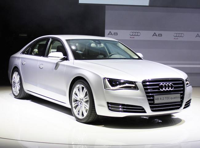 The Audi A8  Luxurious And Exclusive Latest Car Model
