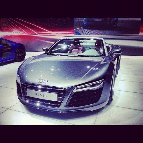 Luxury Living | Audi | Car | Driving
