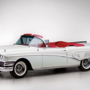 A beautiful 1958 Buick Limited Convertible. #vintage #1950s #cars