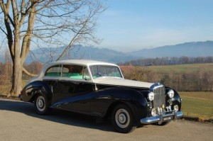 1953 Bentley R Type – 2-Door Saloon by James Young | Classic Driver Market