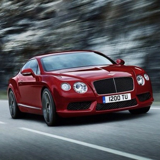 Bentley Continental Gt Speed Convertible 2015: Bentley Continental GT