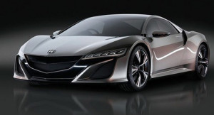 """Acura itself has described the car as """"the next evolution of the NSX …"""