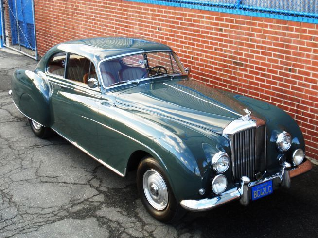 1954 Bentley R-Type Continental Fastback 10