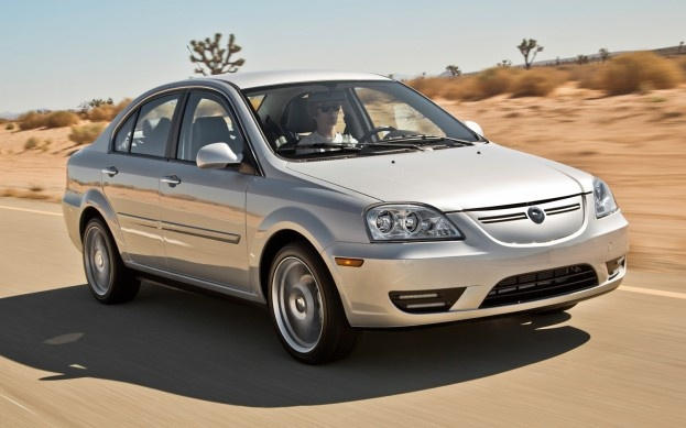 The Coda EV Sedan is fighting for our COTY title.