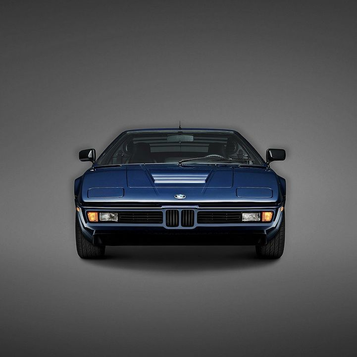 Fine Art of Classic BMW Cars – My Modern Metropolis