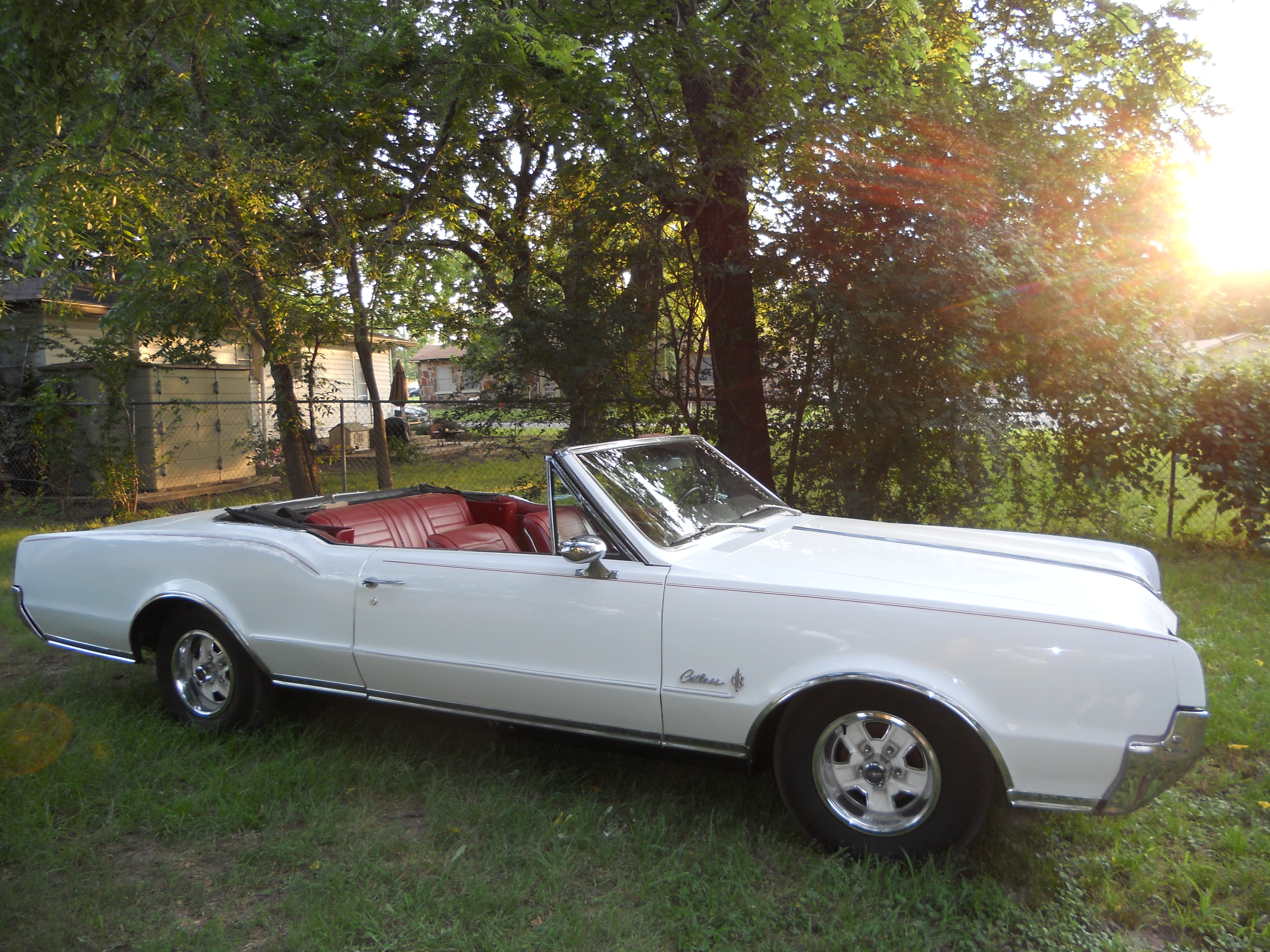 1967 Oldsmobile Cutlass Supreme 4