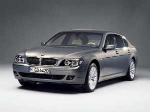 BMW Car-760li Special Edition 2006