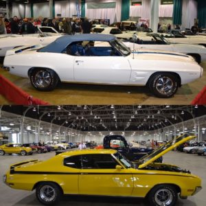 Name Your Muscle Car: Do you go with the 1969 Pontiac Trans Am 400 or the 1970 Buick GSX Stage I