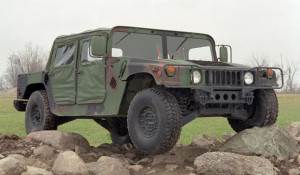 AM General to offer civilian Humvee kit car