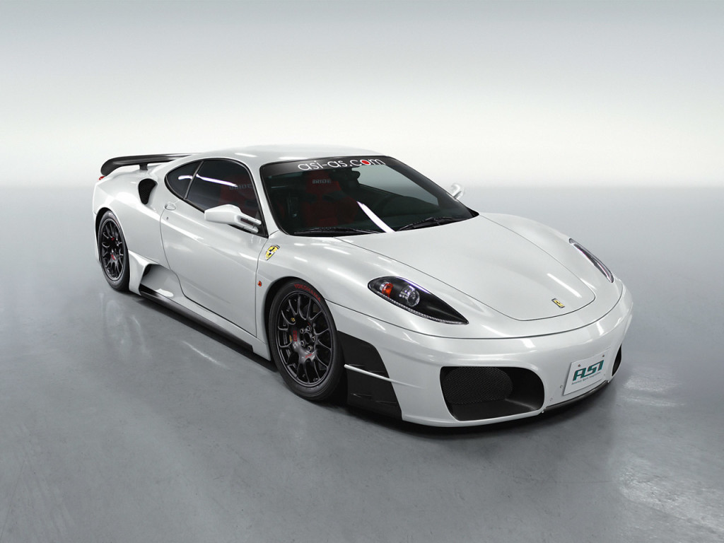 Ferrari F430 is the latest car to receive tuning modifications from the well …