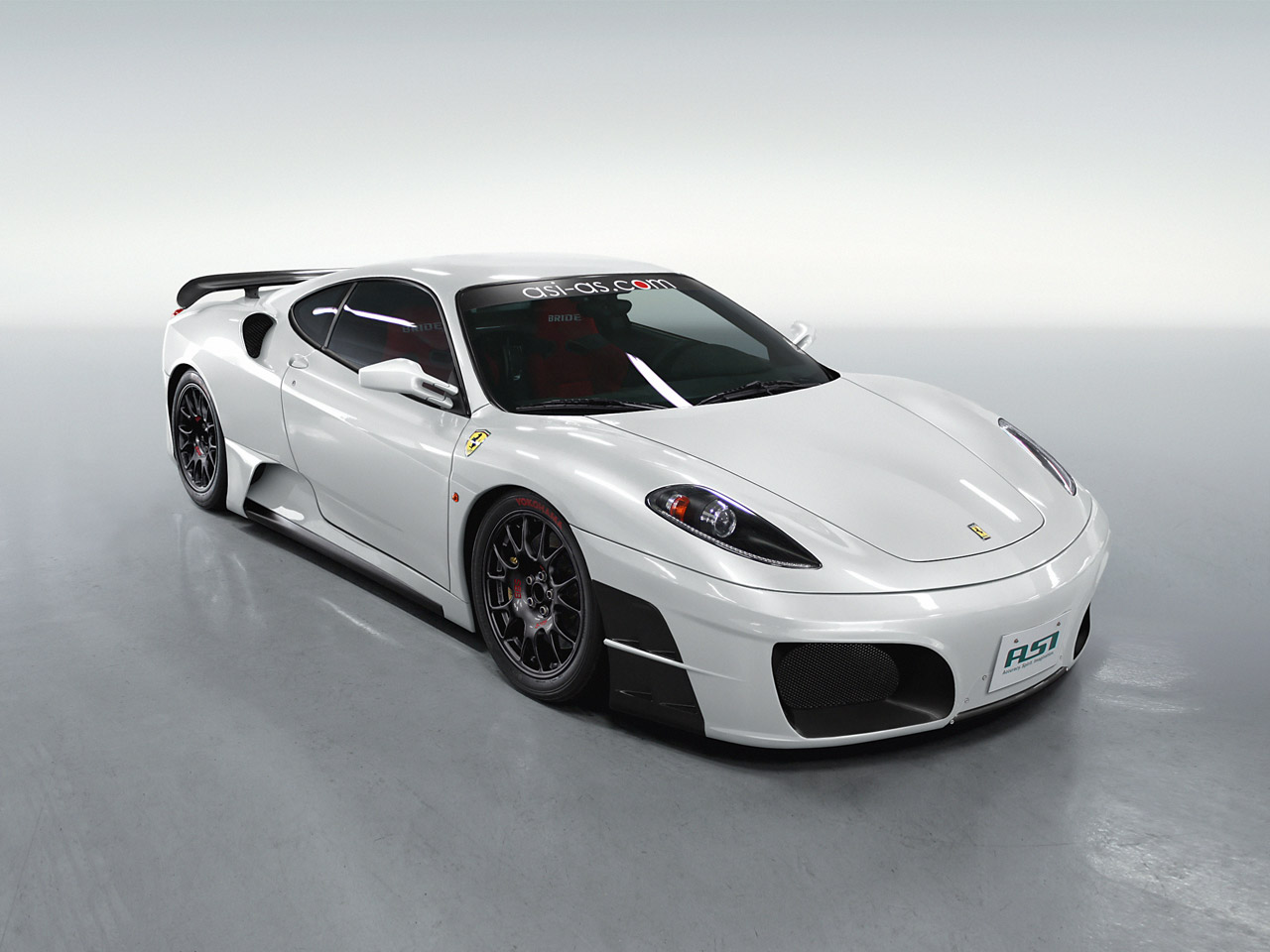 Ferrari F430 is the latest car to receive tuning modifications from the well ...  1