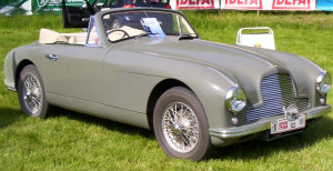 Aston Martin DB2 Drophead Coupe – 1951