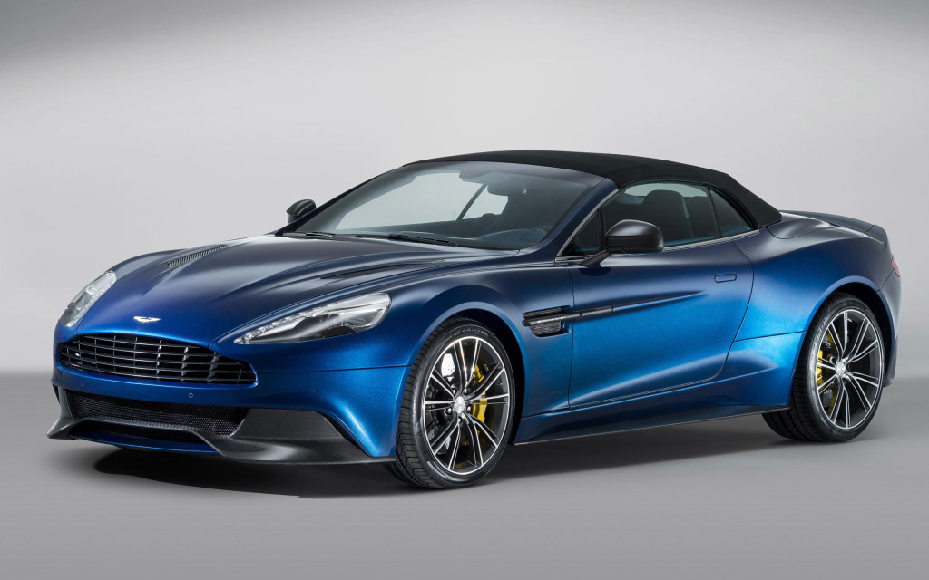 the Latest Aston Martin Vanquish Volante (2014) Car