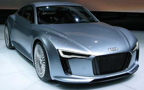 Audi electric cars