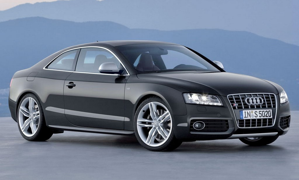 Audi A5 model is a refreshing series.