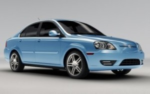 e electric car market is getting a bit more saturated as newcomer Coda Automotive announces the Coda Electric Sedan.