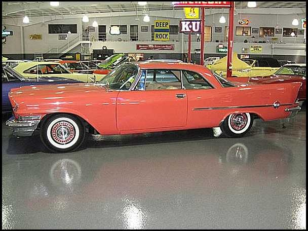 Cool 1957 Chrysler 300C Hemi 2DR Convertible PinXcars