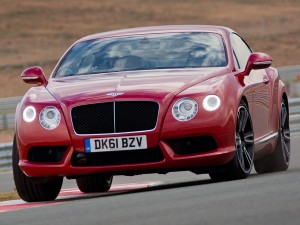 2013 Bentley Continental GT V-8 Test Drive