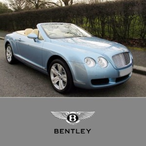 Bentley Car Hire Gtc Supercar London